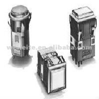 OMRON M2P series push button Switch