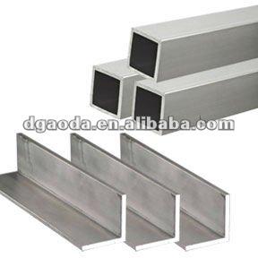 Aluminio hueco cuadrado perfiles aluminio identificaci n - Barras de aluminio huecas ...