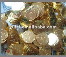 2012 metal coin YL-CN227