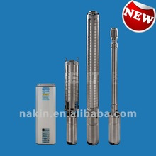 PS4000C-SJ17-4 Centrifugal Submersible Solar Water Pump