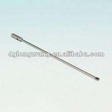 precision slender shaft