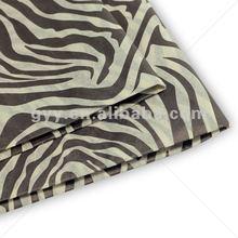 2012 GYY Zebra design colored premium tissue paper