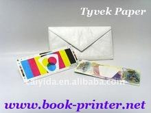 Prodotto tywek tywek portafoglio/mappa del servizio di stampa a shenzhen