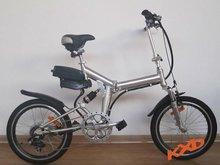 2012 EN15194 Electric folding bike