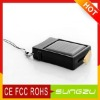 sungzu smart iphone solar panel charger for ipad with 5V output