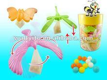 Balance bird toy candy