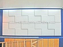 Acoustic aluminum tile/acoustic material for auditorium