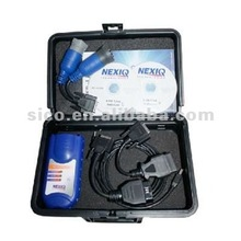 2012 Newest NEXIQ 125032 USB Link + Software Diesel Truck Diagnose Interface and Software with All Installers