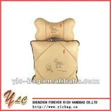 2012 high quality new design fashion car seat cushion covers floral designs