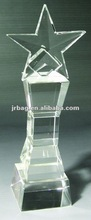 Victor Pedestal Crystal Awards