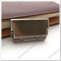 Briefcase code lock, two codes