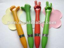 finger ball pen