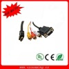 Good quality hdmi to rca video cable