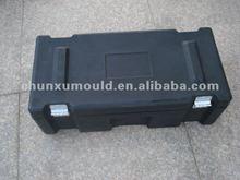Rotational Tool case , PE case,plastic tool case mould