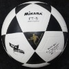 MIKASA FT-5 soccer ball,Stocking lot football, official size and weight