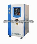 Low cost 5~35 out temp. for plastic injection machine use, industrial chiller with sanyo compressor