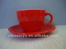 280ml Beautifull Espresso coffee sets for customer printing