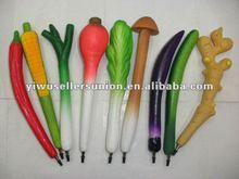 2012 vegetable shaped promotional ballpoint pen