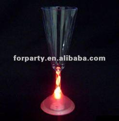 LDW-0009 Flashing Champagne Glass