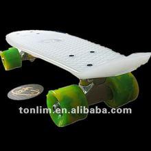 New Generation SpeedBoard Plastic SkateBoard with 4 Wheels (TLS -401)
