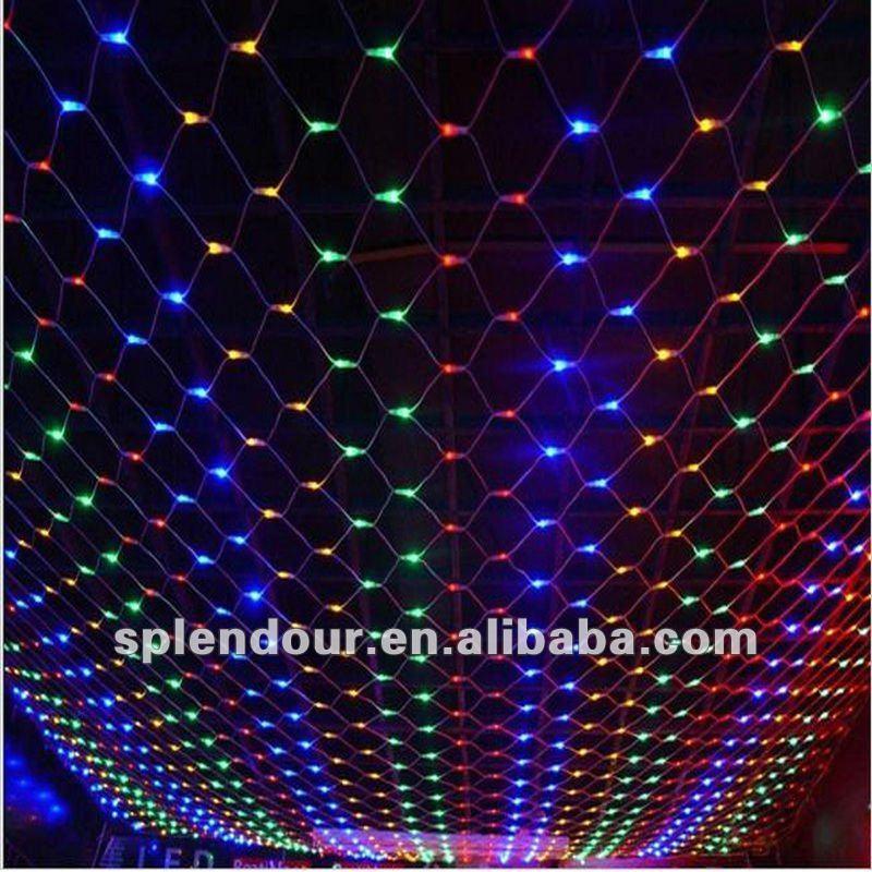 RGB 24V LED Christmas net light