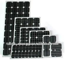 low price high efficiency 200W pv solar panel solar module