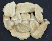 Highest dehydrated Ginger Flakes