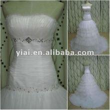 JJ2661 Drop Shipping Ball gown wedding dress 2012
