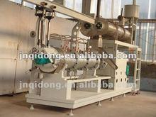 Extruded pet tortoise/rabbit/dog/fish/cat food production machine line