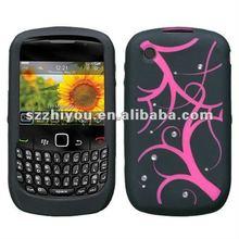 diamond case for blackberry, custom design