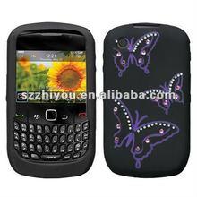 new case cover for blackberry, diamond design