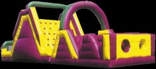 2012 hot sale giant inflatable slide