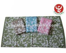 cute towel satin textile embroidery bath