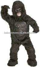 Super Deluxe Gorilla Mascot Costume