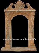 decorative marle door frame