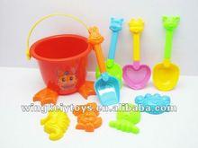 sand bucket tools plastic mini beach toys