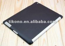 Black Smart Cover Companion Compatible TPU Case for Apple iPad 2
