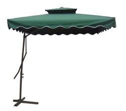 Rectangular Outdoor Sun Garden Umbrella - Buy Outdoor Sun Garden ...