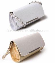 Fashion wholesale women handbags leather evening bags