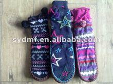 ladies fashion floor slippers