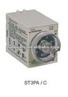 Timer Relays ST3P(ST3PA,ST3PF,ST3PR,ST3PG,ST3PY,ST3PK,ST3PC)