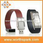 8gb leather usb flash drive