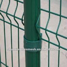 welded fencing