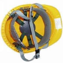 ABS yellow industrial safety work helmet