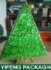 christmas tree shaped box
