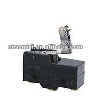 Z-15GW2277-B Unidirectional Roller Micro Switch