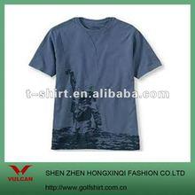 2012 Hotest Fashion Couple t-shirt With Custom Printing logo