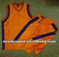 2012 new design basketball wear