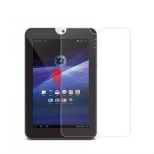 CUBIX Anti-glare & anti-fingerprint for Toshiba Atis5 thrive (7inch) tablet pc Crystal screen protector film
