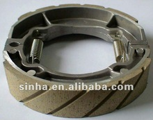2012 new style motorcycle brake shoes/pad with good performance